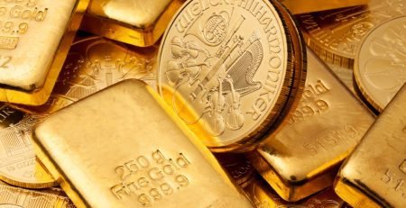 gold price rising with inflation